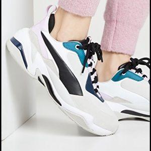 Puma thunder rive droite chunky sneakers 6.5